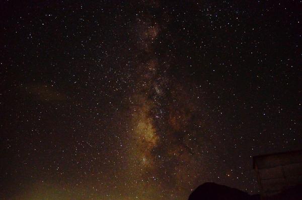 種子島 星空 天の川