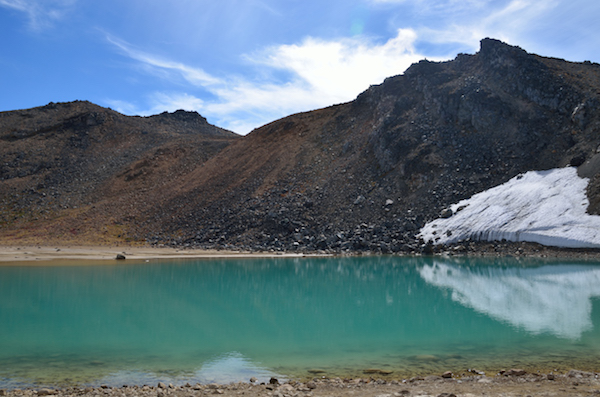 御嶽山 ニノ池 2016年9月10日