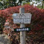弥勒山に登山!春日井にある手軽で安全な登山はいかが?
