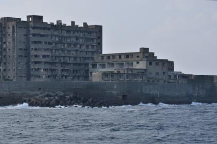 端島病院 隔離病棟