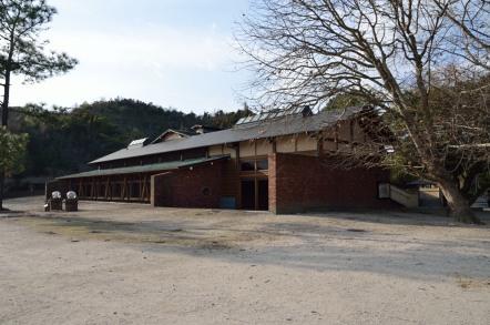 大久野島 ビジターセンター
