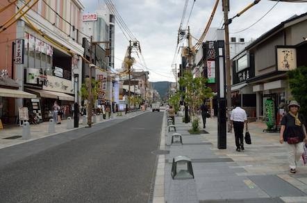 JR奈良駅から興福寺