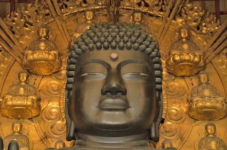 盧舎那仏坐像 大仏尊像