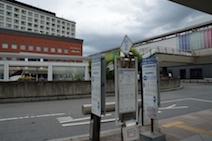 JR奈良駅 バス停