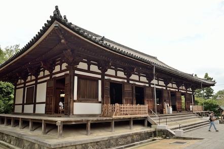 薬師寺 東院堂