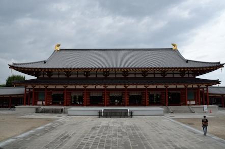薬師寺 大講堂