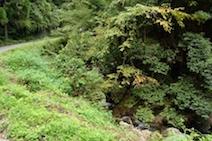 納古山 木和谷ルート