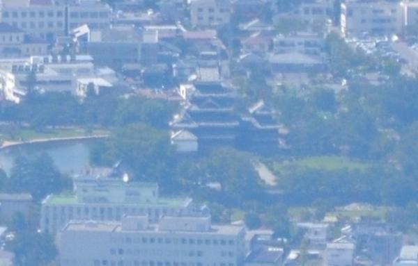 美ヶ原高原 王ヶ鼻 松本城
