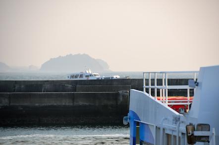 佐久島 西港
