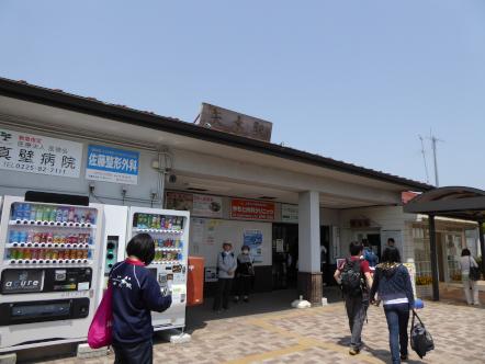 仙石線 矢本駅
