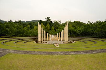 杉原千畝記念館 人道の丘