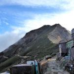 赤岳展望荘 赤岳
