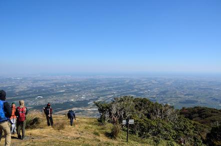 入道ヶ岳 山頂