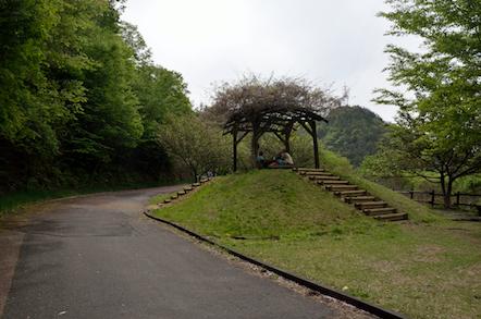 三田洞展望広場