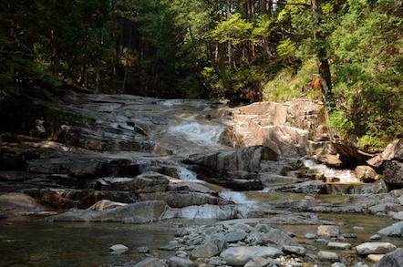 田立の滝 龍ヶ瀬