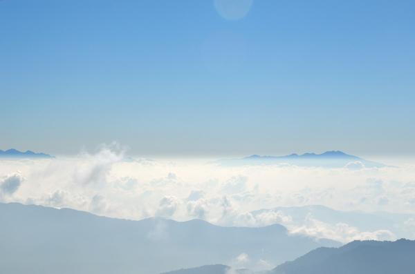 アルプス展望台 乗鞍岳