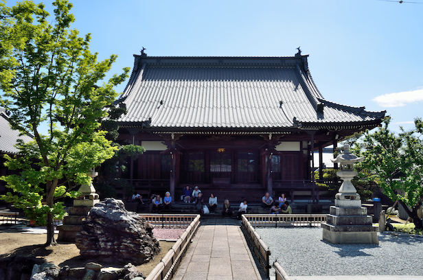 曼荼羅寺公園 光明院