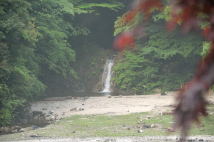 竜ヶ岳 登山 遠足尾根 御所滝