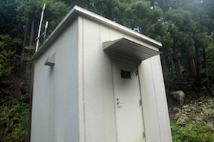 竜ヶ岳 登山 遠足尾根 名古屋大学地質調査所