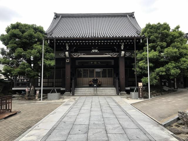 久国寺 本堂