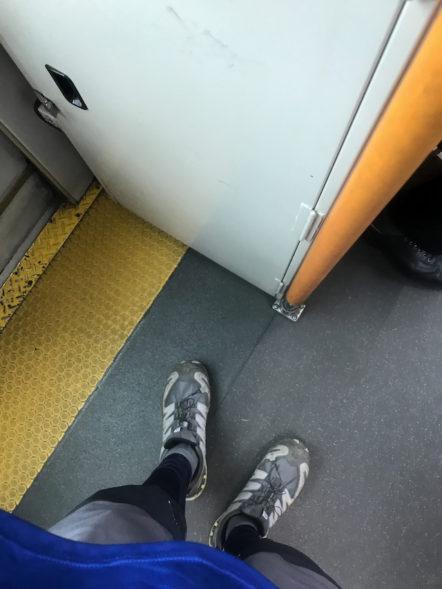 名古屋市バス 乗車