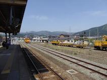 三陸鉄道南リアス線 盛駅