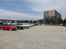 竹島水族館 駐車場