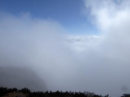赤岳 山頂