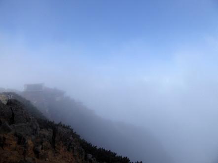赤岳 赤岳頂上山荘