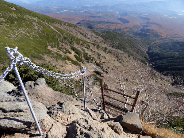 横岳 〜 硫黄岳
