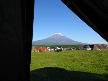 ふもとっぱらキャンプ