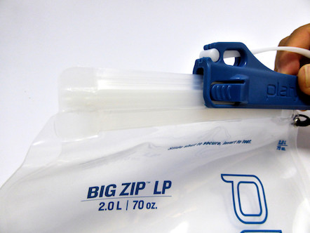 プラティパス ハイドレーションシステム BIG ZIP LP