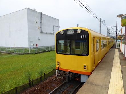三岐鉄道北勢線 星川駅