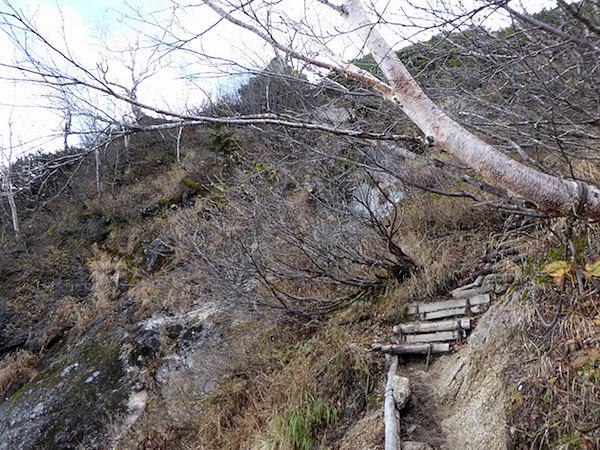 表銀座 燕山荘〜大天荘