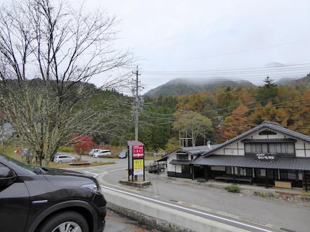 治部坂高原スキー場 駐車場