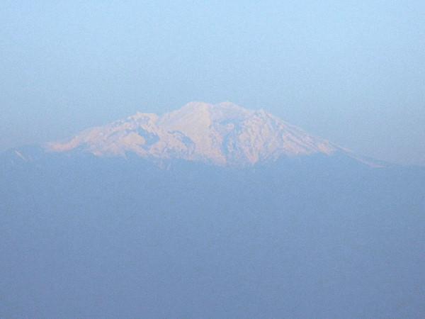 錫杖ヶ岳 山頂からの眺め 御嶽山