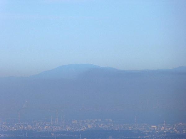 錫杖ヶ岳 山頂からの眺め 恵那山