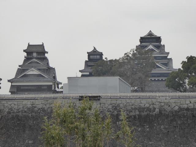 熊本城 二の丸広場