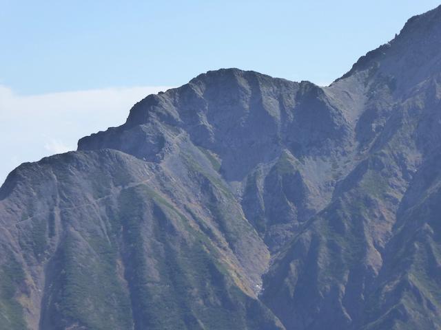 唐松岳頂上山荘